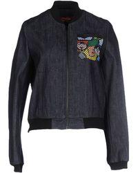 Virginia Bizzi Collection Privee - Denim Outerwear - Lyst