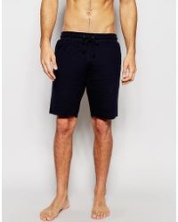 Bread & Boxers - Lounge Shorts In Regular Fit - Lyst