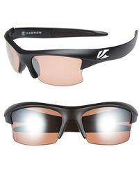 Kaenon | 's-kore' 60mm Polarized Sunglasses | Lyst
