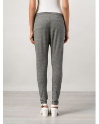 Transit - Slim Fit Track Trousers - Lyst