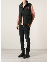 Canada Goose chateau parka online price - canada-goose-black-freestyle-vest-product-1-21992572-0-381736237-normal.jpeg