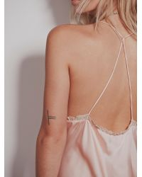 Intimately Chelsea Morning Slip - Pink