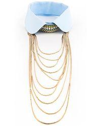 Toi Et Moi   Delphine Blue Collar   Lyst