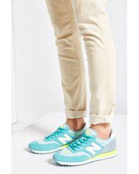 New Balance 620 Capsule Running Sneaker blue - Lyst