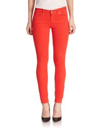 Paige Verdugo Skinny Jeans - Lyst