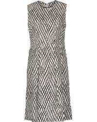 Marni Kneelength Dress - Lyst