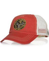 Ralph Lauren Mesh Trucker Hat - Lyst