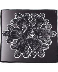Pierre Hardy - Crystal Print Scarf - Lyst