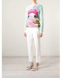 Manish Arora - Sequin Embellished Jumper - Lyst