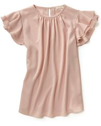 Shoshanna Pink Laura Top - Lyst