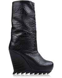 Camilla Skovgaard Ankle Boots - Black