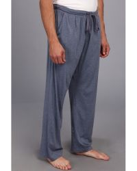 Tommy Bahama Big Tall Heather Cotton Modal Jersey Lounge Pant - Lyst