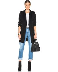 ThePerfext - Soho Belted Coat - Lyst