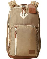 Nixon Khaki Visitor Backpack - Lyst