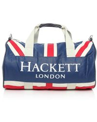 Hackett - Union Jack Weekend Bag - Lyst