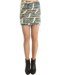 Kelly Wearstler Yellow Instinct Skirt - Lyst