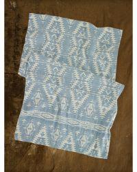 Denim & Supply Ralph Lauren Blue Southwestern Scarf - Lyst