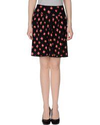 Duro Olowu Mini Skirt - Black