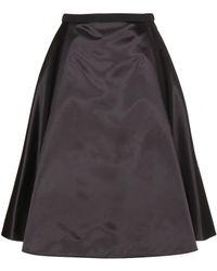 Acne Studios Keals Shine Skirt - Lyst