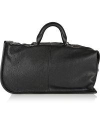 Alexander Wang - Opanca Snake-Effect Leather Travel Bag - Lyst