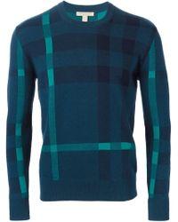 Burberry Brit | 'redbury' Sweater | Lyst