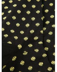 Fefe - Smiley Face Socks - Lyst