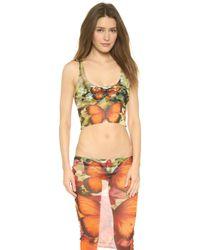 Jean Paul Gaultier Tank Bikini - Multi multicolor - Lyst