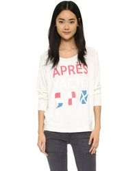 Sol Angeles - Apres Yacht Pullover - Lyst