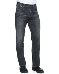 Citizens Of Humanity Sid Straight Crow Jeans - Lyst