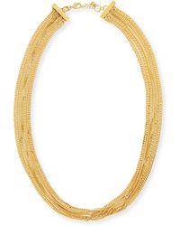 Tuleste - Long Multi-strand Necklace - Lyst