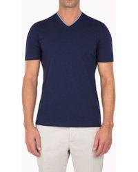 Brunello Cucinelli Short Sleeve T-Shirt - Lyst