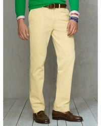 Polo Ralph Lauren Classic-fit Chino Pant - Lyst