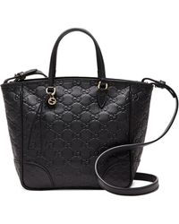 Gucci Bree Small Ssima Tote Bag - Lyst