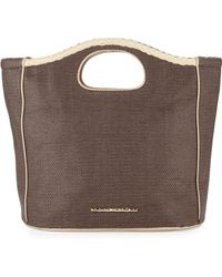 Elaine Turner - Madison Woven Beachgrass Tote Bag - Lyst