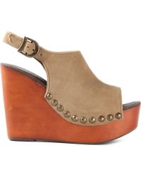 Jeffrey Campbell 'Snick' Mules - Lyst