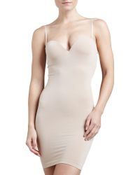 Wolford Opaque Forming Slip - Lyst