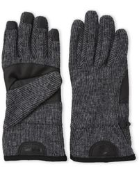 Timberland Knit Touch Screen-Ready Gloves - Gray