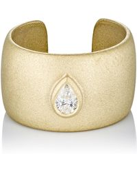 Tate - Women's Teardrop Ring - Lyst