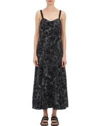 Rag & Bone Black Jade Dress - Lyst