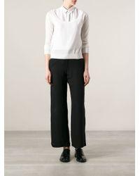 Sharon Wauchob - Wide Leg Trousers - Lyst