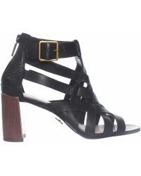 Pour La Victoire | Pandora Ankle Strap Strappy Sandals | Lyst