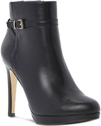 Dune Northeast Leather Ankle Boots - Lyst