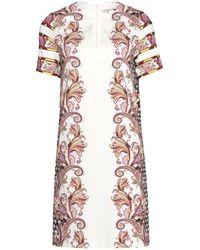 Etro Stretch Dress - Lyst