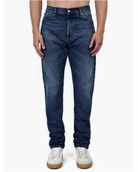 Cmmn Swdn Blue Vintage-Wash 'Joe' Jeans blue - Lyst