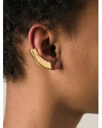 Bjorg - Reflecting Spheres Earrings - Lyst