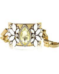 Juicy Couture - Brilliant Blooms Bracelet - Lyst