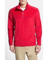 Tommy Bahama 'Softwear Mvp' Island Modern Fit Half Zip Jacket - Lyst