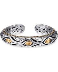 John Hardy 'Naga' Slim Cuff silver - Lyst