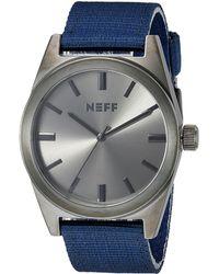 Neff Nightly Watch - Blue