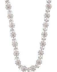 Fallon | Monarch Florette Necklace | Lyst